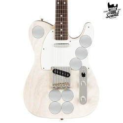 Fender Telecaster Jimmy Page Mirror RW White Blonde