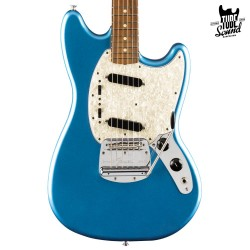 Fender Mustang Vintera 60s PF Lake Placid Blue