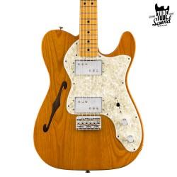 Fender Telecaster Vintera 70s Thinline MN Aged Natural