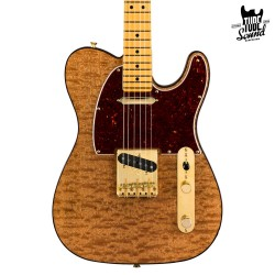 Fender Telecaster Rarities Collection Red Mahogany Top MN Natural