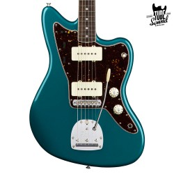 Fender Jazzmaster American Original 60s RW Ocean Turquoise