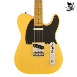 Fender Telecaster Classic Series 50s Road Worn MN Vintage Blonde