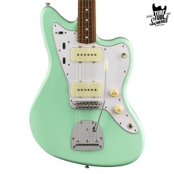 Fender Jazzmaster Classic Series 60s Lacquer RW Surf Green