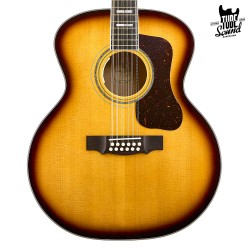 Guild USA F-512E Maple Antique Sunburst
