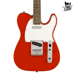 Squier Telecaster Affinity LR Race Red