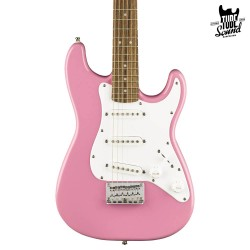 Squier Stratocaster Mini V2 LR Pink