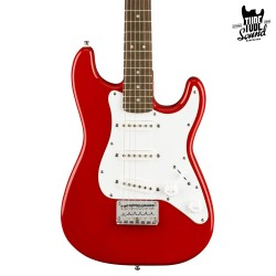 Squier Stratocaster Mini V2 LR Torino Red