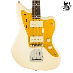 Squier Jazzmaster J Mascis LR Vintage White