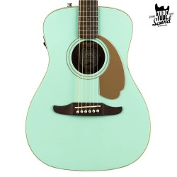 Fender Malibu Player WN Aqua Splash
