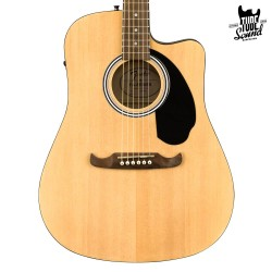 Fender FA-125CE Dreadnought WN Natural