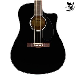 Fender CD-60SCE WN Black