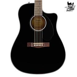 Fender CD-60SCE WN Black