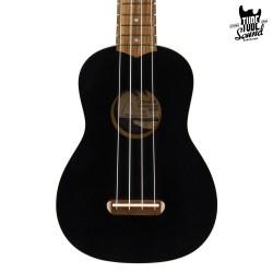 Fender Venice Soprano Ukulele WN Black