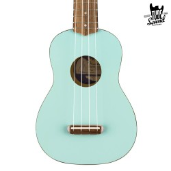 Fender Venice Soprano Ukulele WN Daphne Blue