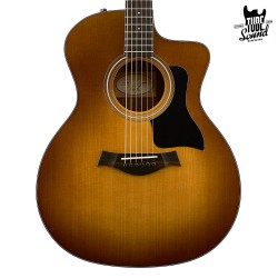 Taylor 114ce Walnut Satin Sunburst