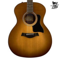 Taylor 114e Walnut Satin Sunburst