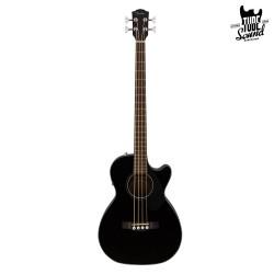 Fender CB-60SCE Bass LR Black