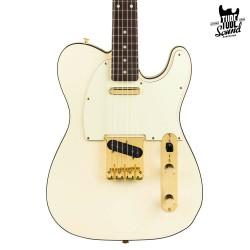 Fender Telecaster Ltd. Daybreak RW Olympic White