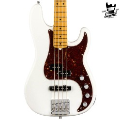 Fender Precision Bass American Ultra MN Artic Pearl