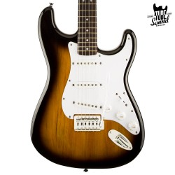Squier Stratocaster Bullet with Tremolo LR Brown Sunburst