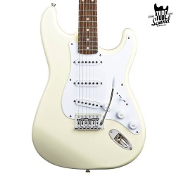 Squier Stratocaster Bullet with Tremolo LR Artic White