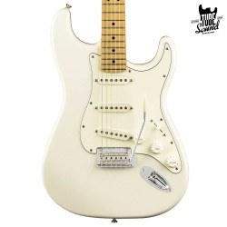Fender Stratocaster Player MN Polar White
