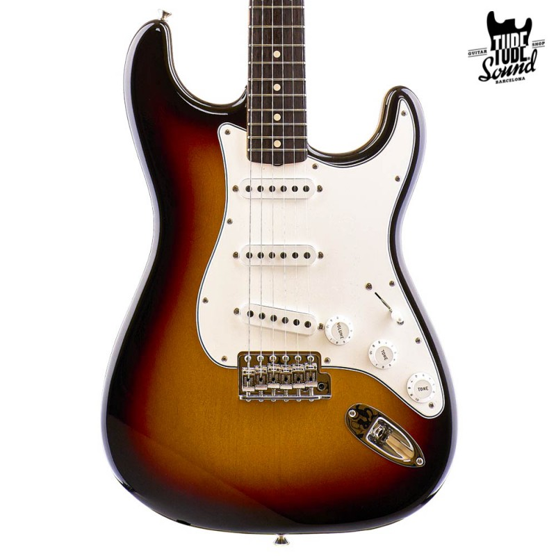 Fender Custom Shop Custom Order Stratocaster 62 Closet Classic NOS RW 3 Color Sunburst