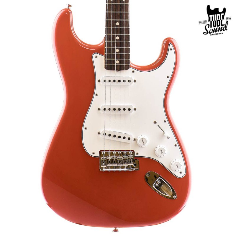 Fender Custom Shop Custom Order Stratocaster 62 Closet Classic NOS RW Fiesta Red