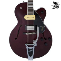 Gretsch G2420T-P90 Streamliner LTD Midnight Wine Satin