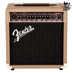 Fender Acoustasonic 15 Brown