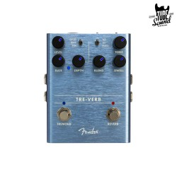 Fender Tre-Verb Digital Reverb Tremolo