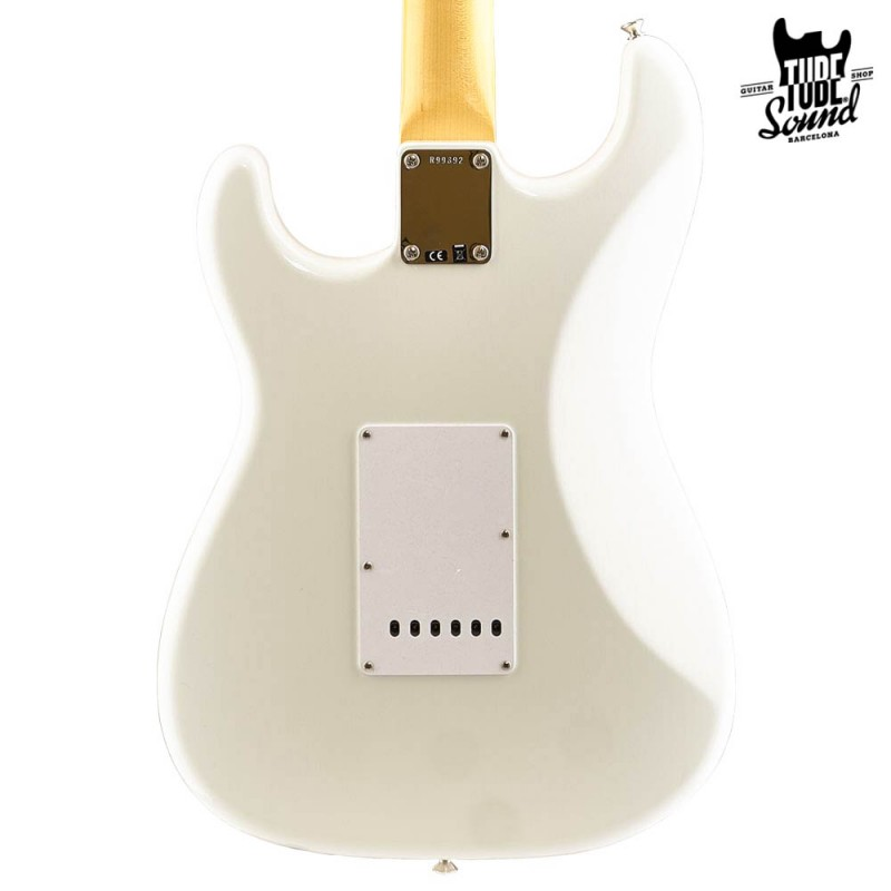 Fender Custom Shop Custom Order Stratocaster 62 Closet Classic NOS RW Olympic White