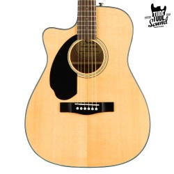 Fender CC-60SCE Concert WN Natural Zurda