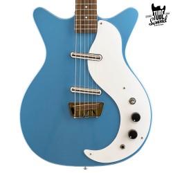 Danelectro Stock 59 Aqua Blue