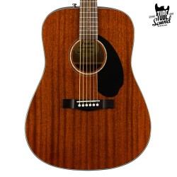 Fender CD-60S All-Mahogany WN Natural