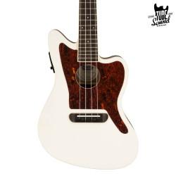 Fender Jazzmaster Fullerton Uke WN Olympic White