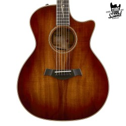 Taylor K24ce V-Class Shaded Edgeburst
