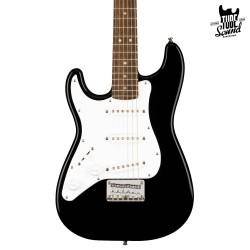 Squier Stratocaster Mini LR Black Zurda