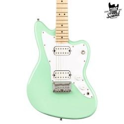 Squier Jazzmaster Mini HH MN Surf Green