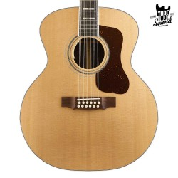 Guild USA F-512E Rosewood Natural