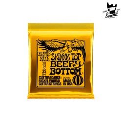 Ernie Ball 2216 Top Beefy Bottom Slinky Nickel Wound Electric 10-54