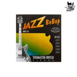 Thomastik-Infeld BB113 Jazz BeBop Round Wound Electric 13-53
