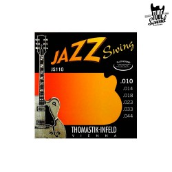 Thomastik-Infeld JS110 Jazz Swing Flat Wound Electric 10-44