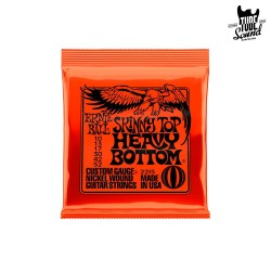 Ernie Ball 2215 Slinky Top Heavy Bottom Nickel Wound Electric 10-52