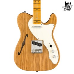 Fender Telecaster American Original 60s Thinline MN Aged Natural