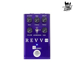 Revv G3 Overdrive Distorsion Pedal