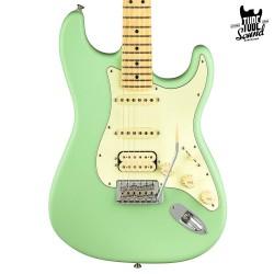 Fender Stratocaster American Performer HSS MN HSS Satin Surf Green