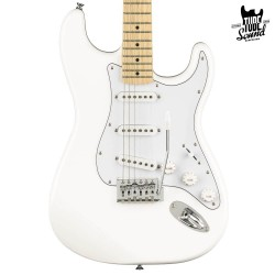 Squier Stratocaster Affinity FSR MN Olympic White