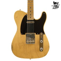 Fender Custom Shop Custom Order Telecaster 52 MN Relic Closet Classic Butterscotch Blonde