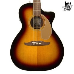 Fender Newporter Player WN Sunburst